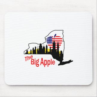 Big Apple Mouse Pad