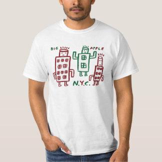 Big Apple N.Y.C. T-shirt