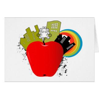 Big Apple - New York Cards