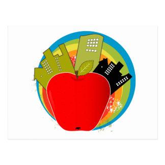 Big Apple - New York Post Cards