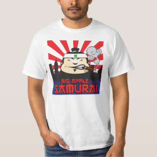 Big Apple Samurai T-Shirt