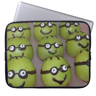 Big Apple Smile Laptop Computer Sleeves
