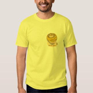 big apple yellow t shirts