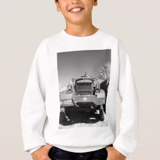Big Army Truck Sweatshirt