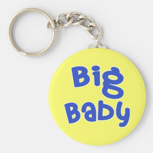 Big Baby Father's Day Products Key Chains