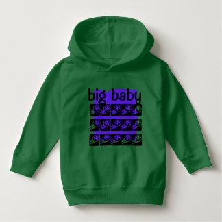 big baby hoodie