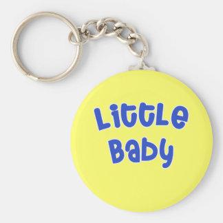 Big Baby Little Baby Matching T shirt Set Key Chain