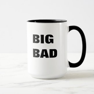 BIG BAD BEANCOUNTER Accountant Nickname Mug