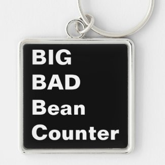 BIG BAD BEANCOUNTER - Financial Director Nickname