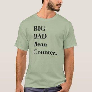 Big Bad Beancounter - Funny Accountant Name