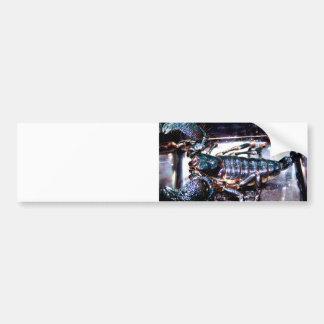 Big, Bad Scorpion Bumper Sticker