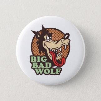 Big Bad Wolf 6 Cm Round Badge