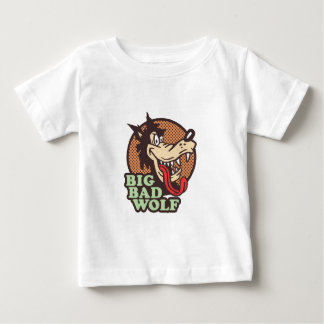 Big Bad Wolf Baby T-Shirt