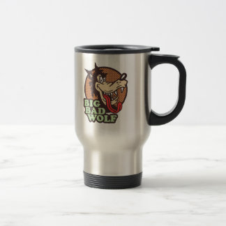Big Bad Wolf Mugs