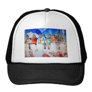 Big Band Music Cap