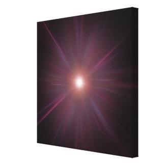 Big Bang 2 Gallery Wrap Canvas