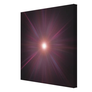 Big Bang 2 Stretched Canvas Print