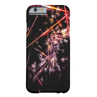 Big Bang Abstract Fractal Barely There iPhone 6 Case