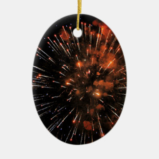 Big Bang Ceramic Oval Decoration