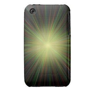 Big Bang, conceptual computer artwork. 2 Case-Mate iPhone 3 Cases