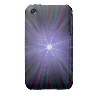 Big Bang, conceptual computer artwork. 2 iPhone 3 Cases