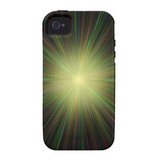 Big Bang, conceptual computer artwork. 2 iPhone 4 Cover