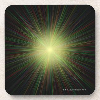 Big Bang, conceptual computer artwork. 2 Coaster