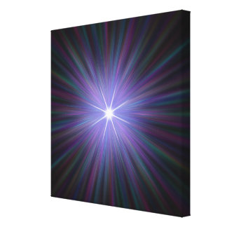 Big Bang, conceptual computer artwork. 2 Gallery Wrapped Canvas