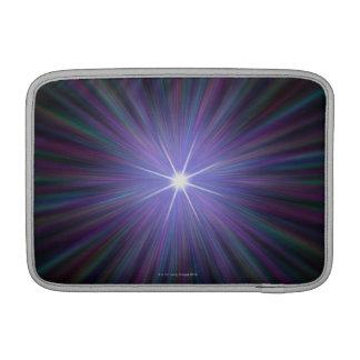 Big Bang, conceptual computer artwork. 2 MacBook Sleeve