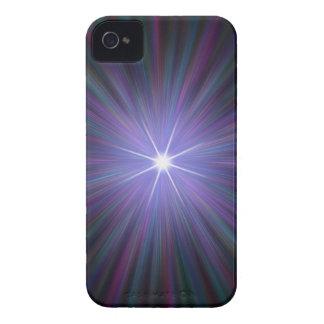Big Bang, conceptual computer artwork. iPhone 4 Cover