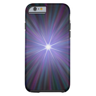 Big Bang, conceptual computer artwork. Tough iPhone 6 Case