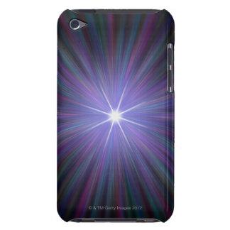 Big Bang, conceptual computer artwork. iPod Case-Mate Cases