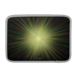 Big Bang, conceptual computer artwork. Sleeve For MacBook Air