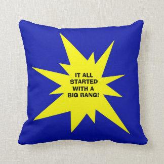 Big Bang Cushion