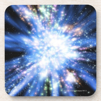 Big Bang from Outer Space Beverage Coasters