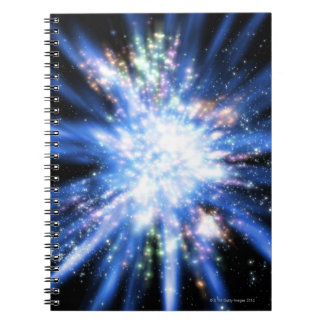 Big Bang from Outer Space Notebooks