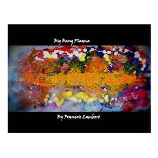Big Bang Plasma Postcard
