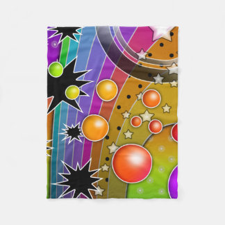 BIG BANG POP ART FLEECE BLANKET