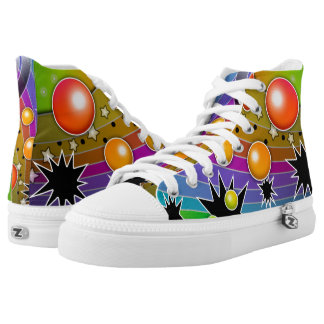 BIG BANG POP ART HIGH TOPS
