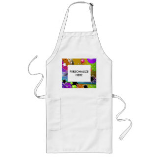 BIG BANG POP ART LONG APRON
