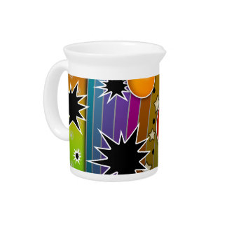 BIG BANG POP ART PITCHER