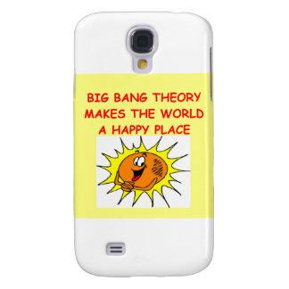 big bang theory galaxy s4 case