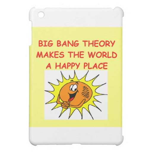 big bang theory iPad mini case