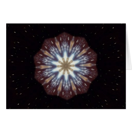 Big Bang Theory Kaleidoscope Cards
