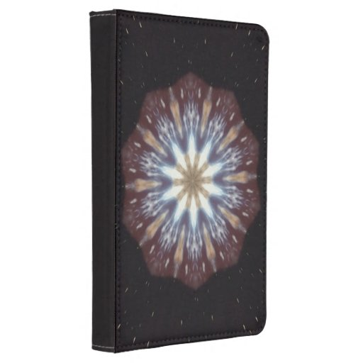 Big Bang Theory Kaleidoscope Kindle Touch Cover