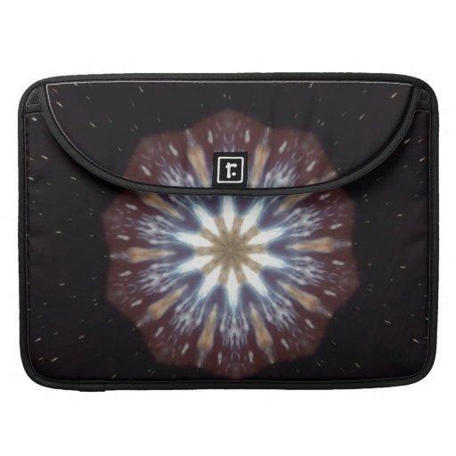 Big Bang Theory Kaleidoscope Sleeves For MacBooks