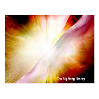 Big Bang Theory Postcard