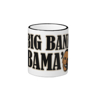 Big Bank Bama AntiObama Funny Political Mugs