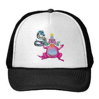 Big Bass Chinese New Year Design Trucker Hat