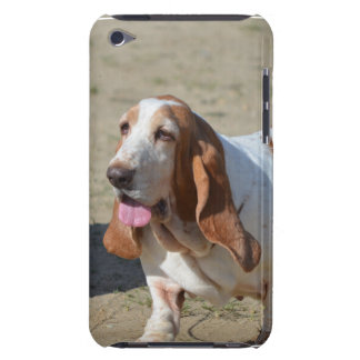 Big Basset Hound Barely There iPod Covers